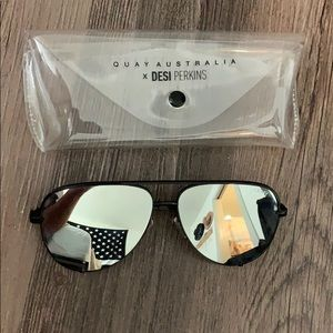 HIGH KEY Quay Sunglasses x Desi Perkins
